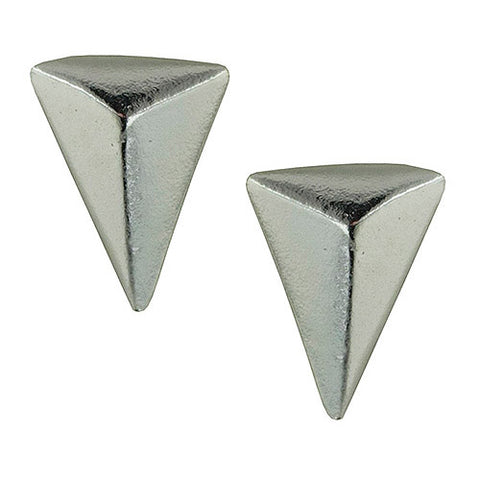 Triangular Post Earring