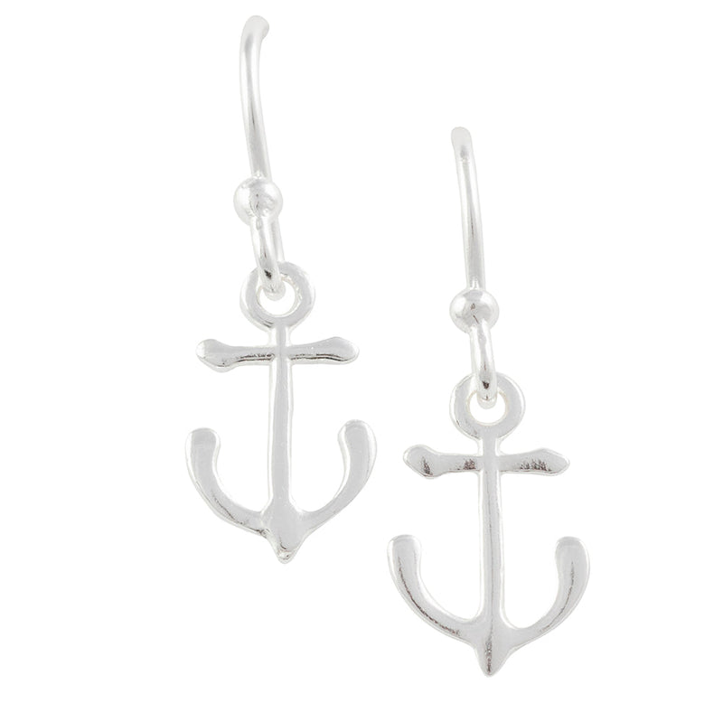 Anchor Sm Earring