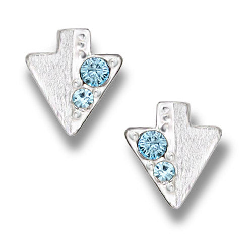 Crystal Arrow Post Earring
