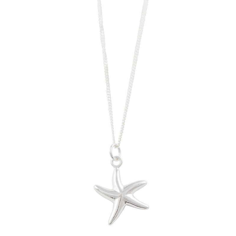 Tiffany Starfish Necklace