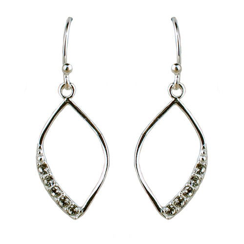 Crystal Marquise Earring