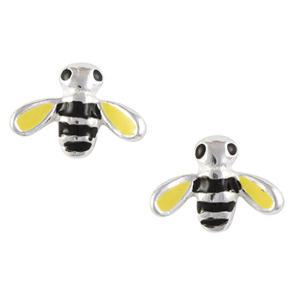 Bee Post Earring