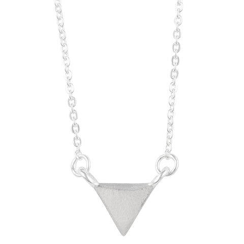 Minimal Triangle Necklace - Tomas