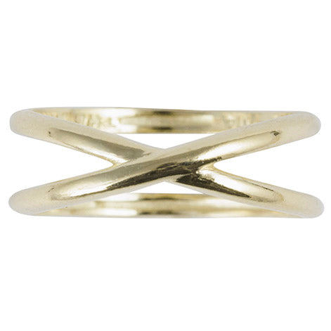 Crossing Infinity Ring