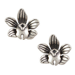 Orchid Post Earring