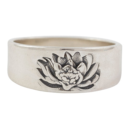 No Mud, No Lotus Silver Band