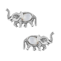 Lucky Elephant Post Earring