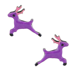 Dreamy Deer Post Earring