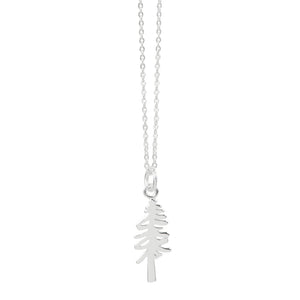 Redwood Tree Necklace