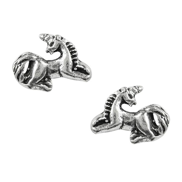Majestic Unicorn Studs