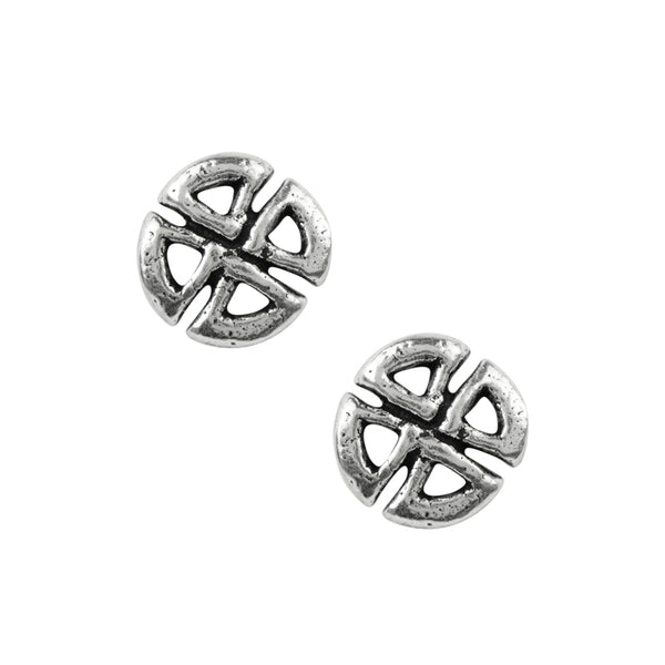 Four Elements Celtic Knot Stud