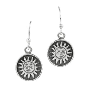 Sun Rays Earrings
