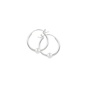 Single Ball P/C Hoops - 16mm