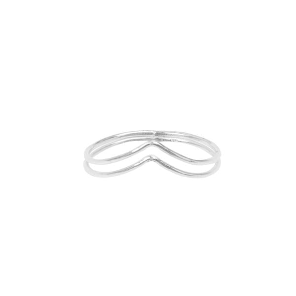 Mountain Peak Ring
