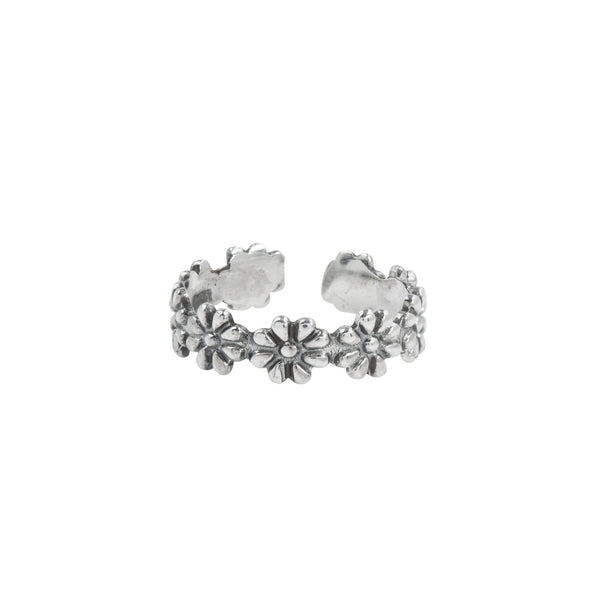 Daisy Chain Toe Ring