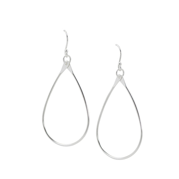 Teardrop Hook Hoops - 40mm