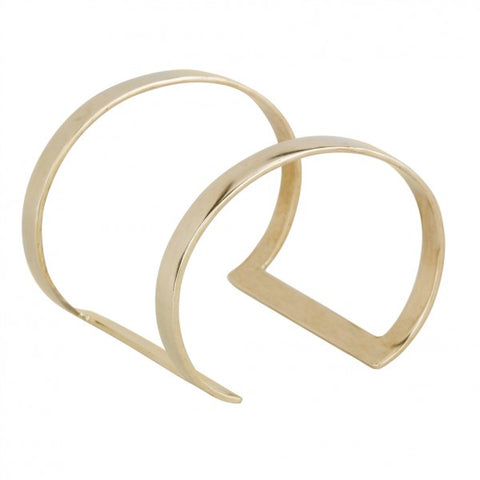 Catalina Bronze Cuff