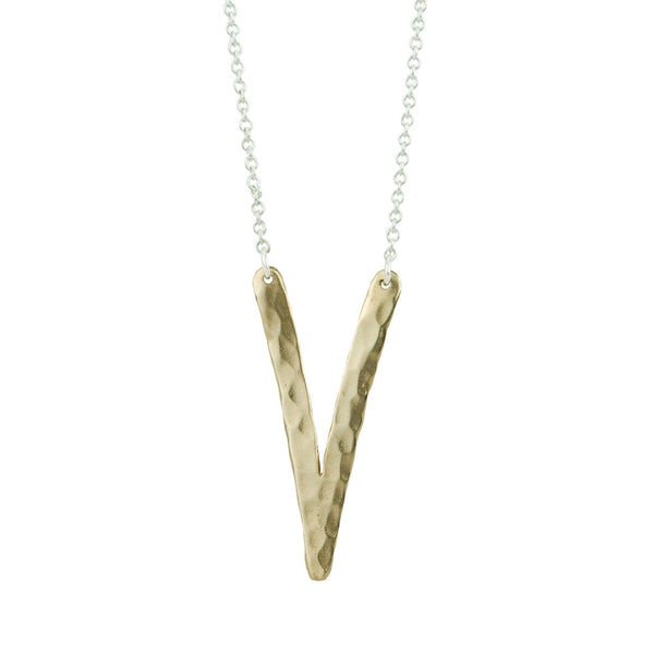 Dockweiler Deep V Necklace