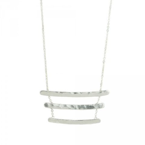 Playa Necklace In Silver