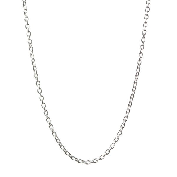 "16-18"" Cable Chain in Silver"