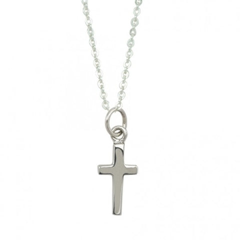 Faith Necklace In Silver