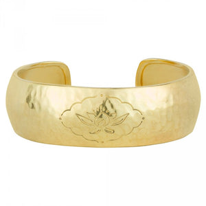 Eternal Lotus Cuff