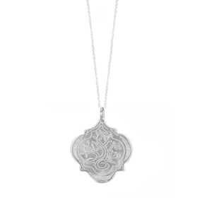 Tree of Life Necklace in Silver
