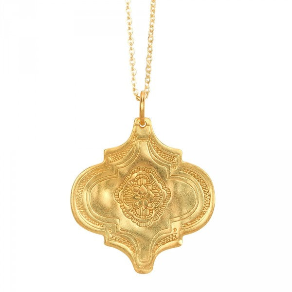Inner Fire Necklace in Gold | Available to Ship 5/26