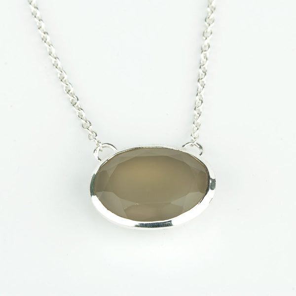 Opulent Oval Necklace