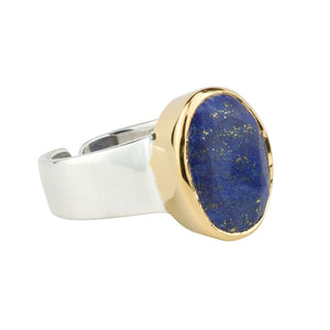 Lazuli Adjustable Ring