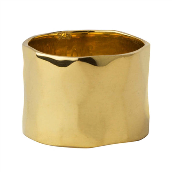 Love Band Ring  - Gold