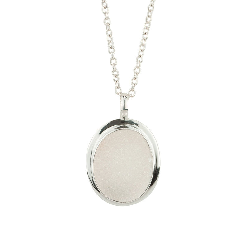 Showstopper Necklace - Silver