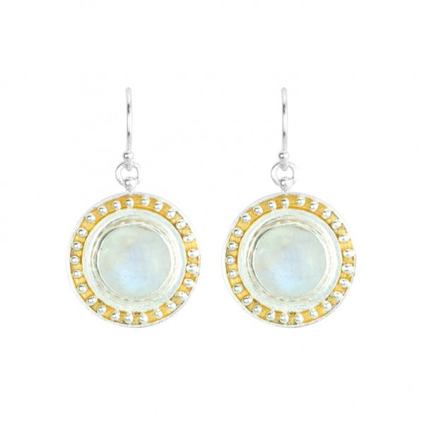 Carina Moonstone Earrings