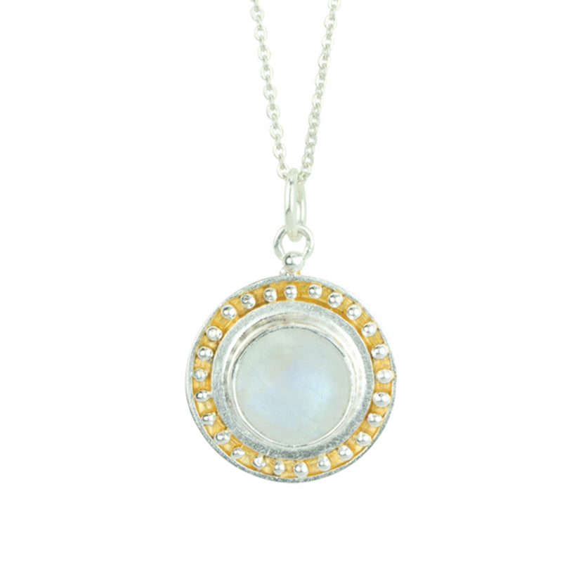 Carina Moonstone Necklace