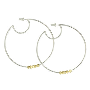 Galileo Hoop Earrings
