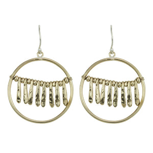 Open Chime Earring