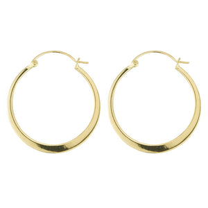 Amenity Hoop Earrings