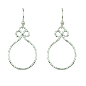 Asha Earring in Silver