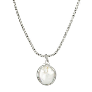 Moonlight Pearl Necklace