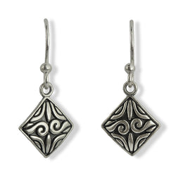 Spanish Tile Earring