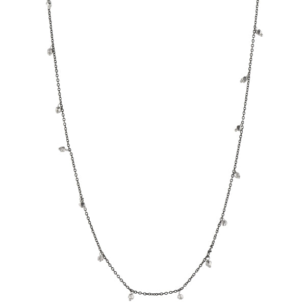"Midnight Stars Necklace - 34"" L"