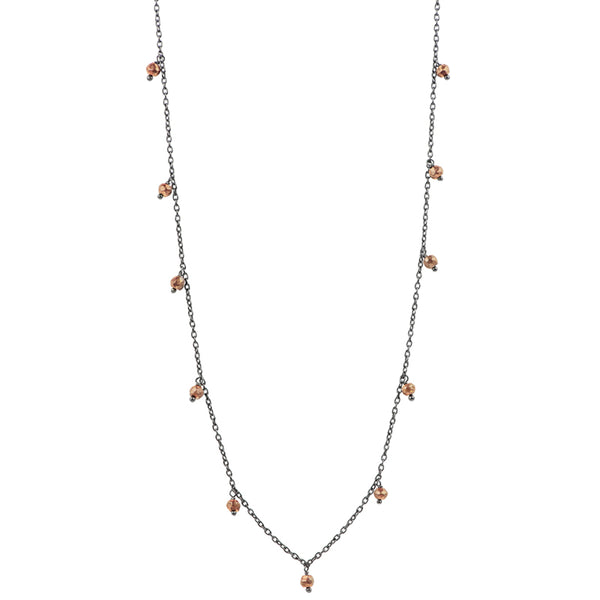 "Orion's Necklace - 34"" L"