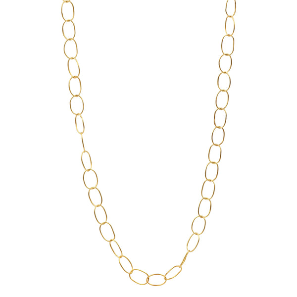Chain of Being Necklace in Gold