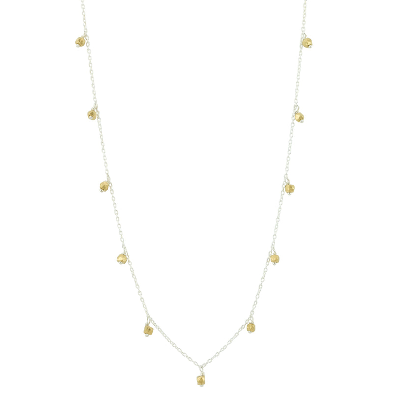 "Falling Stars Necklace - 20-22"" L"