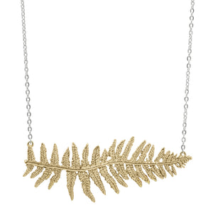 New Beginnings Fern Necklace