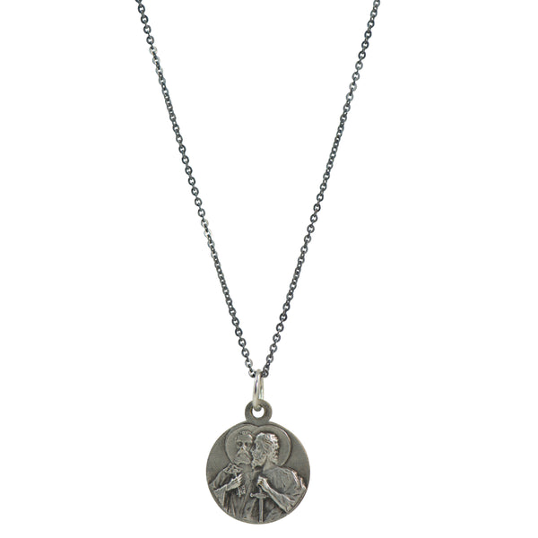 Pope Pius XII | Vintage Medal Necklace #VA39