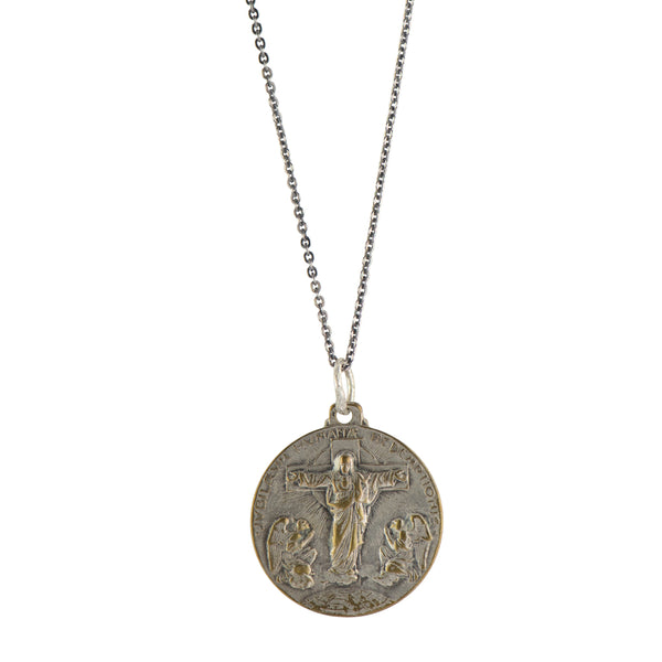 Vintage Saint Necklace #VB21