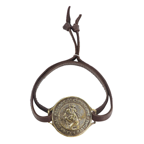 St. Christopher Bracelet