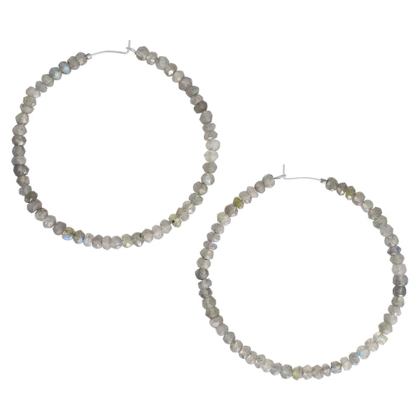 Stone Sleeper Hoops - Small