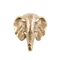 Bronze Party Pin - Elephant